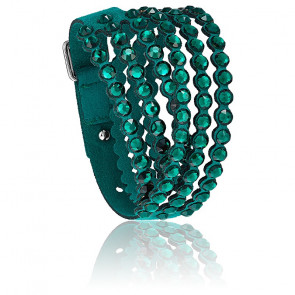 Bracelet Swarovski power collection vert