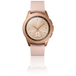 Montre Galaxy Watch eSIM 4G Rose Impérial SM-R815FZDAXEF
