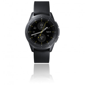 Montre Galaxy Watch eSIM 4G Noir Carbone SM-R815FZKAXEF