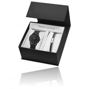 Coffret Montre Cityline 383C438 + Bracelet