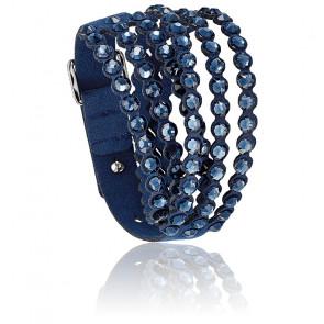 Bracelet Swarovski power collection bleu