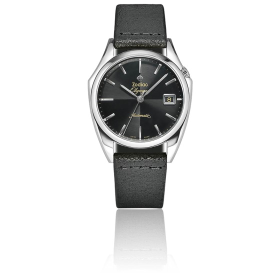 Montre Olympos Automatic Noire ZO9700