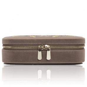 Boîte à Bijoux ZOE Travel Case Velours Mink 393313