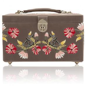 Boîte à Bijoux ZOE Mink Medium 393113