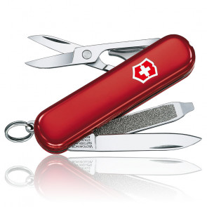 Couteau Swiss lite Red 0.6228.T