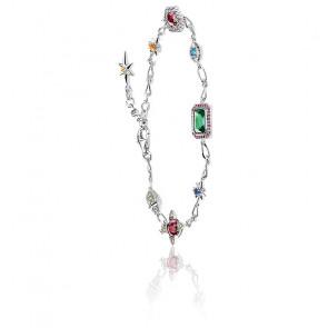 Bracelet porte-bonheur argent, A1914-348-7