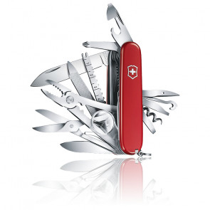 Couteau Swiss Champ Red 1.6795