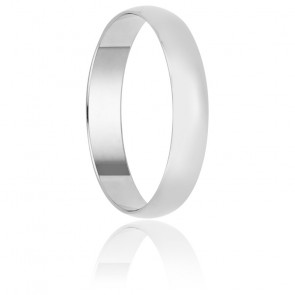Alliance Tacna 2,50 mm or blanc 18k