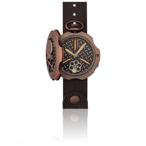 Montre à Gousset Bullet Dirty Bronze