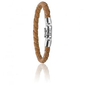 Bracelet ben xs round leather canyon