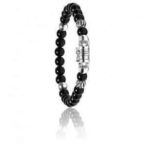 Bracelet spirit bead mini onyx