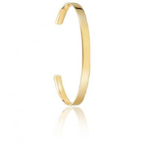 Bracelet jonc Love Cuff, doré, AR087-413-12