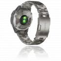Montre Fenix 6 Sapphire Titane grise 010-02158-23