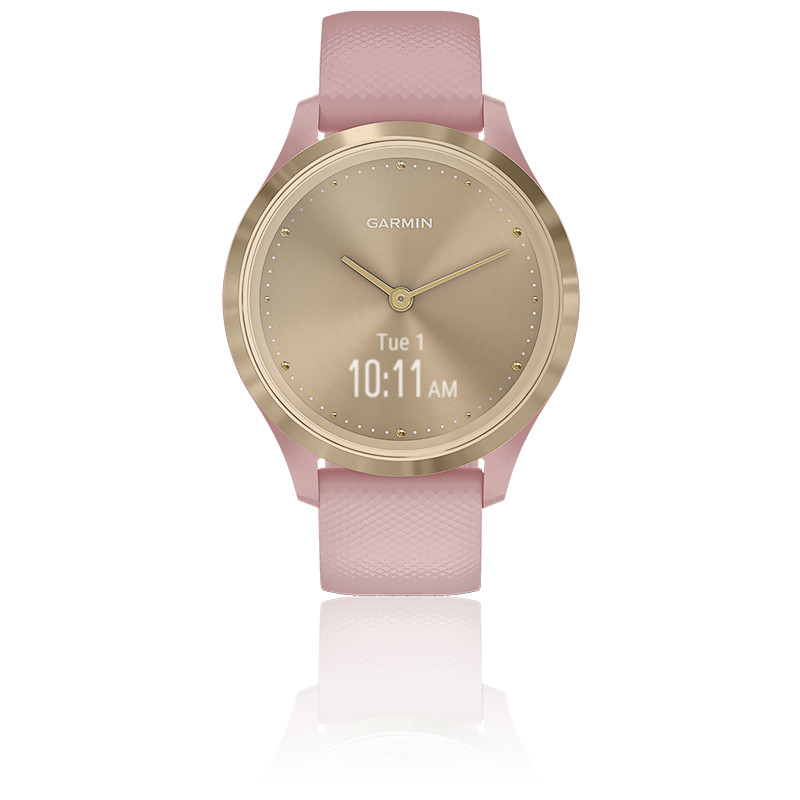 Montre Vivomove 3S Light Gold-Rose 010-02238-01