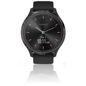 Montre Vivomove 3 Black  010-02239-01