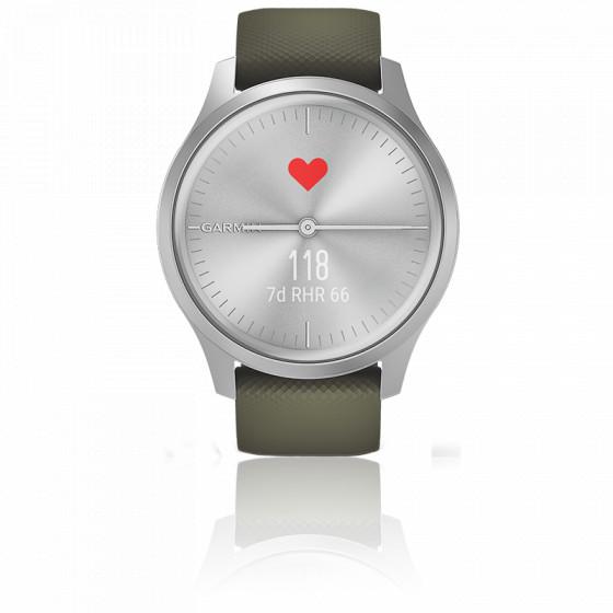 Montre Vivomove 3 Style Silver-Moss 010-02240-01