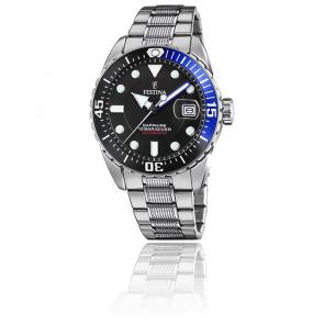 Montre Diver  Automatic Date F20480/3