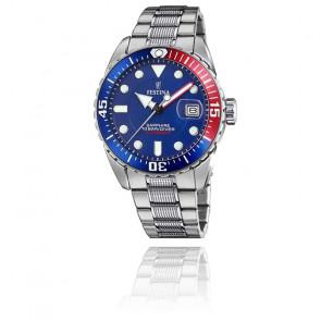 Montre Diver  Automatic Date F20480/1