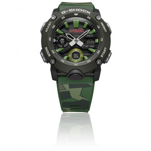 Montre GA-2000GZ-3AER G-Shock