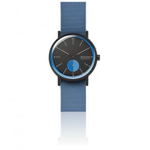 Montre SKW6539 Silicone Bleu Skagen