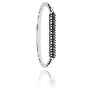 Bracelet refined chain bangle
