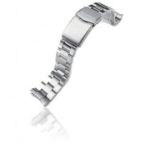 Bracelet Super 3D Oyster 316L SS221820B118 22mm pour Seiko 5