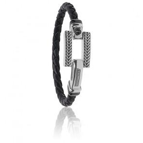 Bracelet galang leather blanck