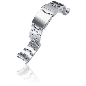 Bracelet Super 3D Oyster SS222020B010-S5 22mm pour Seiko 5
