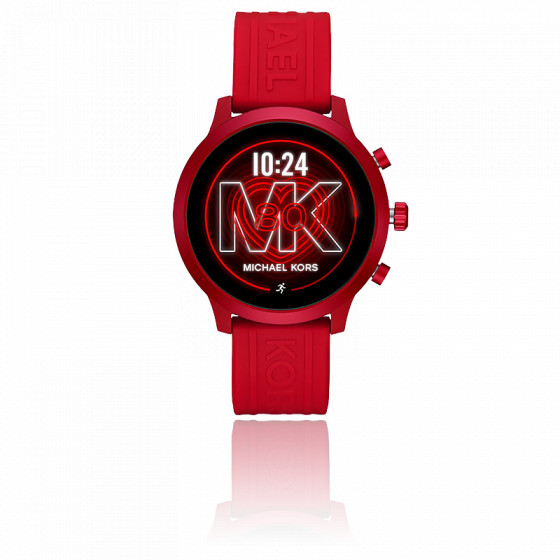 Montre connectée Access MKGO Rouge Silicone MKT5073