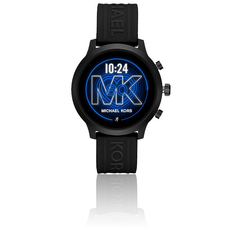 Montre connectée Acess MKGO Noire Silicone MKT5072