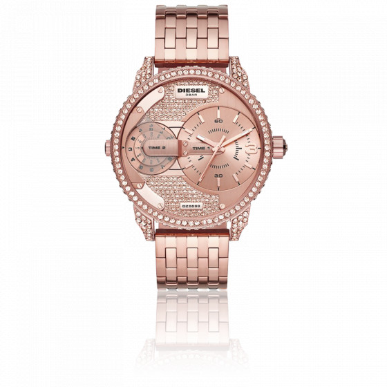 Montre Mini Daddy  or rose DZ5597