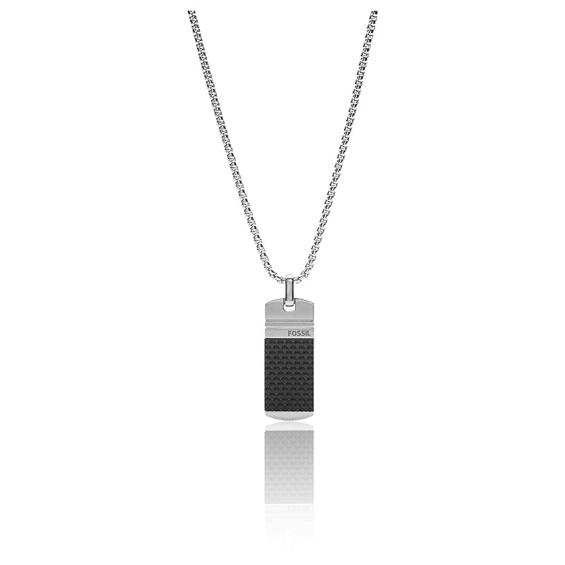 collier long femme fossil