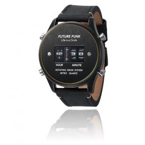 Montre Future Funk FF102-BKYL_LBK