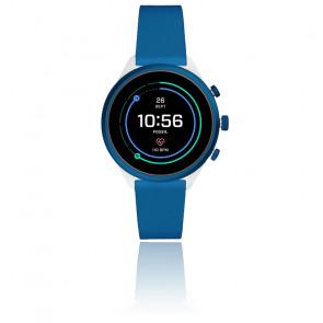 Montre Connectée Sport Silicone Bleu  FTW6051