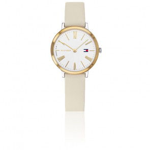 Montre Project Z Cuir Beige 1782051