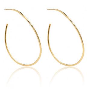 Boucles d'oreilles en or niko