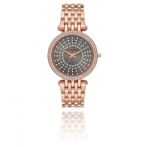 Montre Darci or rose MK4408