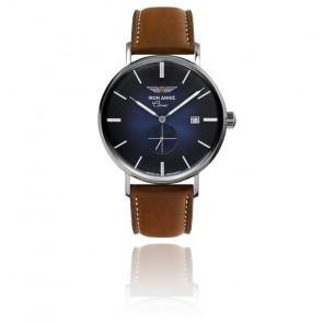Montre Classic Small Second Bleu 5938-3