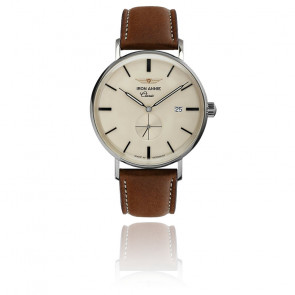 Montre Classic Small Second Beige 5938-5