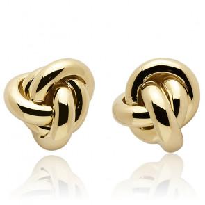 Boucles d'oreilles soho gold