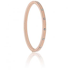 Bracelet dot bangle - rose JF00843791001