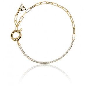 Bracelet en or mirage
