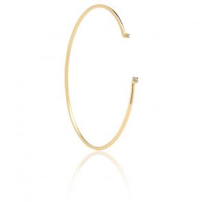 Bracelet en or bloom