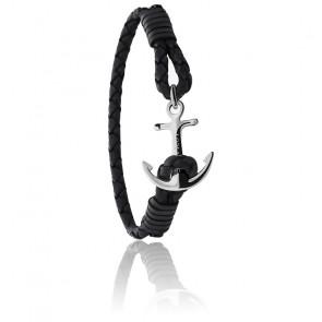 Bracelet jet black
