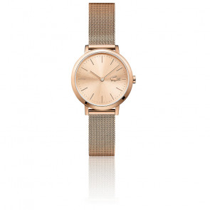 Montre Moon Acier Or Rose 2001051