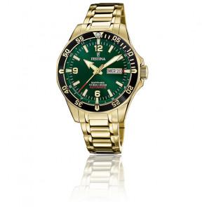 Montre Diver Automatic Day/Date F20479/3