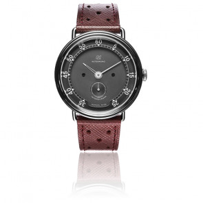 Montre Intereuropa Manual Wind Gray Dial