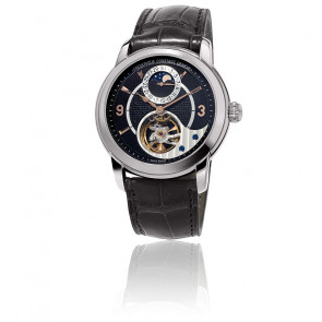 Manufacture Heart Beat Moon Phase Automatic  FC-942ABSS4H6