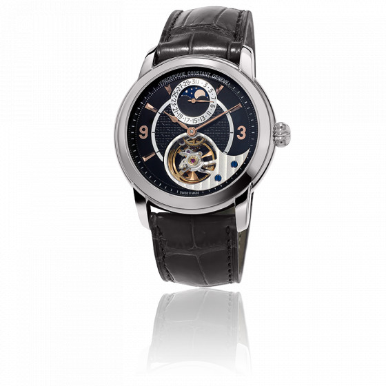 Manufacture Heart Beat Moon Phase Automatic  FC-942ABS4H6