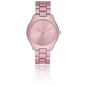 Montre Slim Runway Rose MK4456